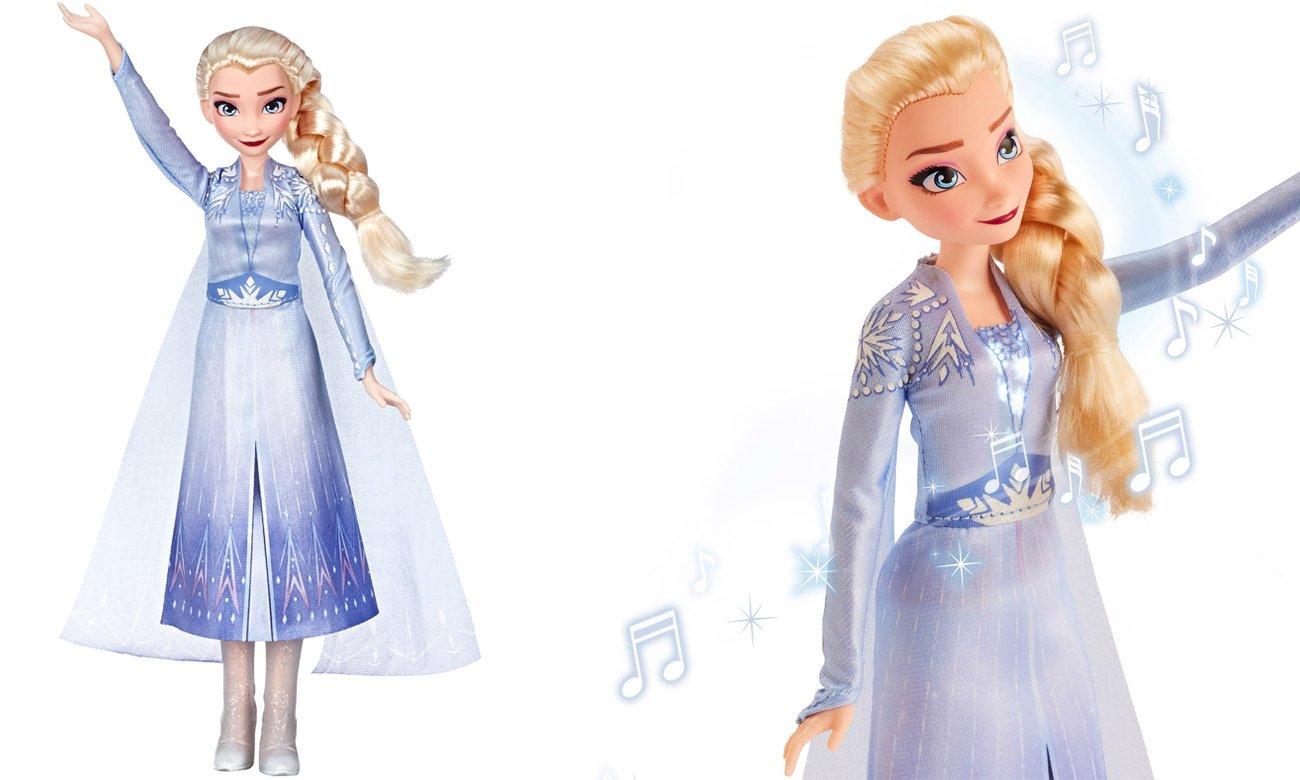 Hasbro Disney Frozen 2 Śpiewająca Elsa E6852