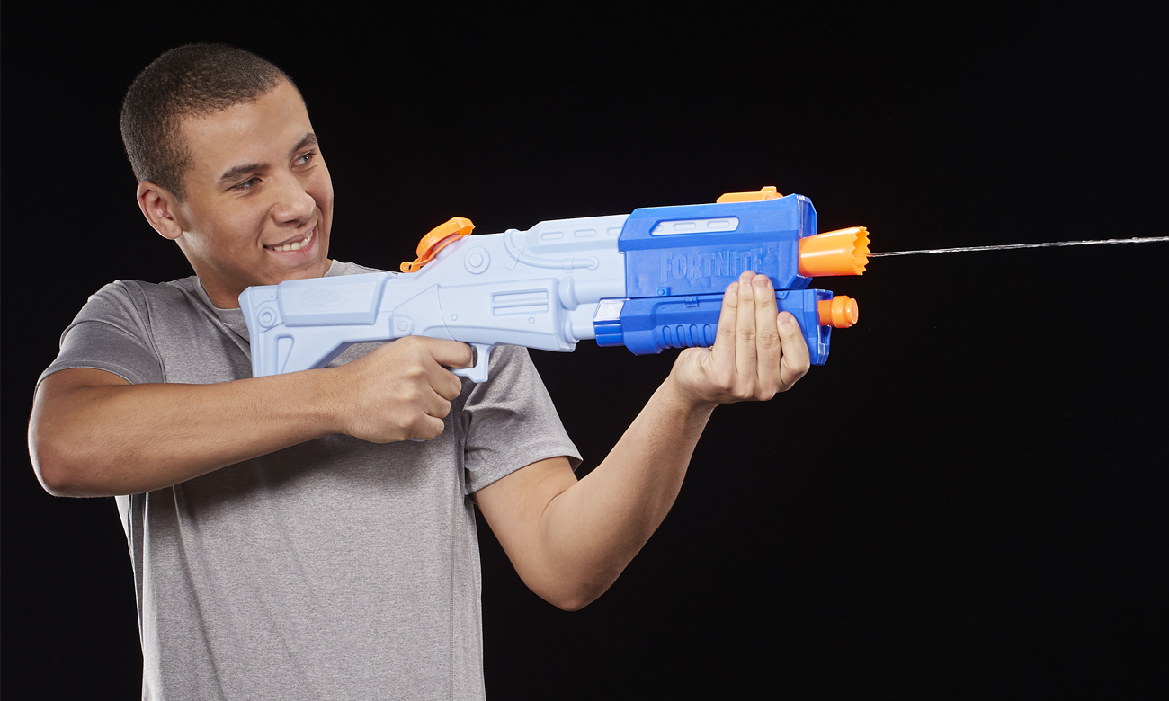 Hasbro NERF Fortnite Super Soaker TS-R