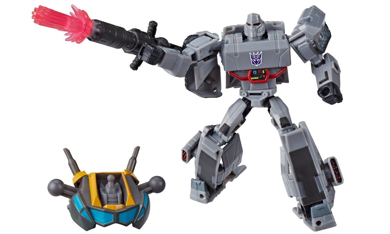 Hasbro Transformers Cyberverse Deluxe Megatron