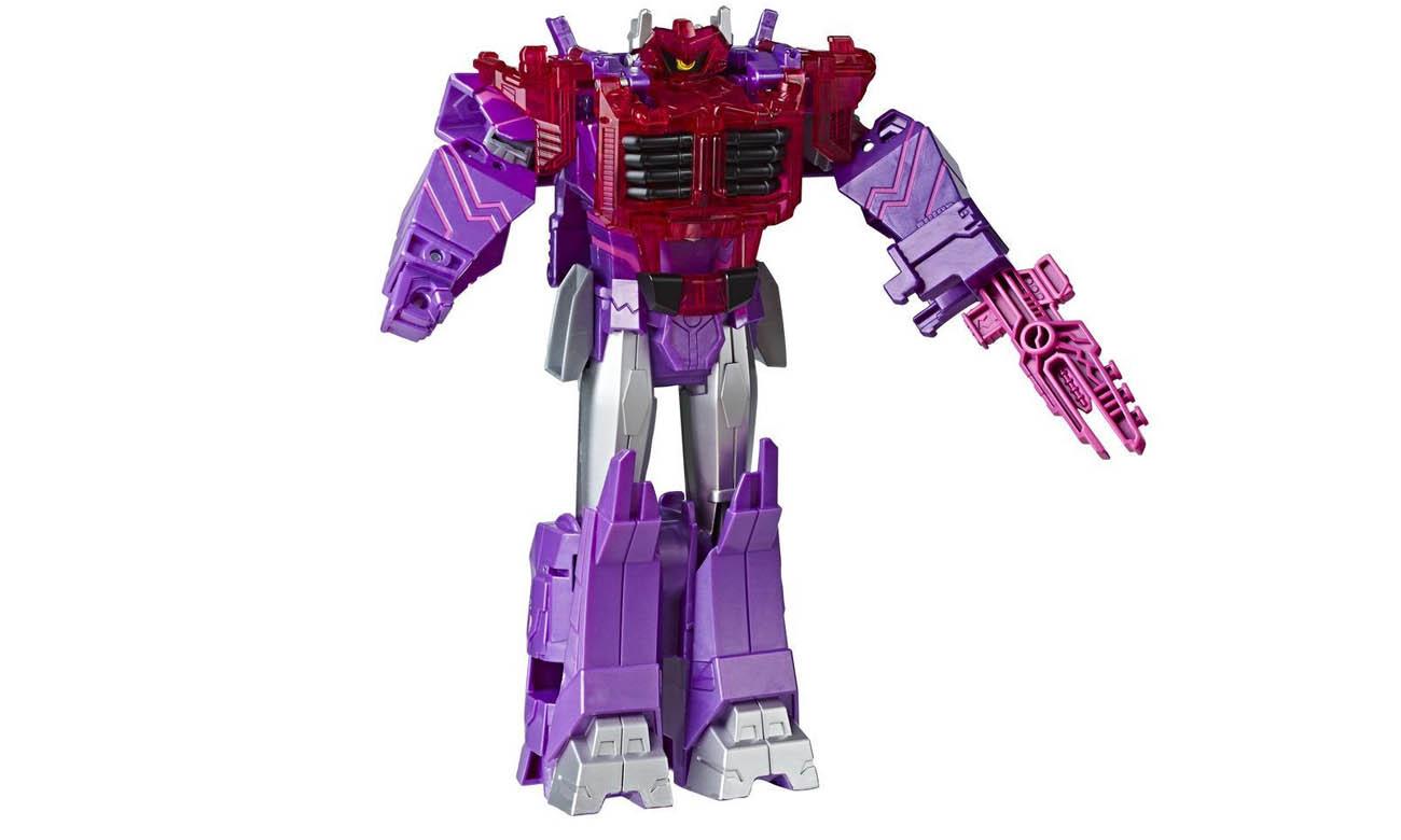 Hasbro Transformers Cyberverse Ultimate Shockwave