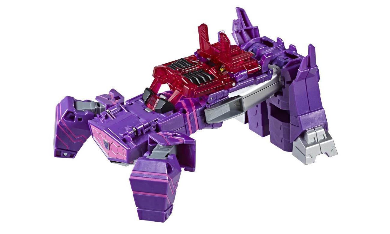 figurka transformers Shockwave