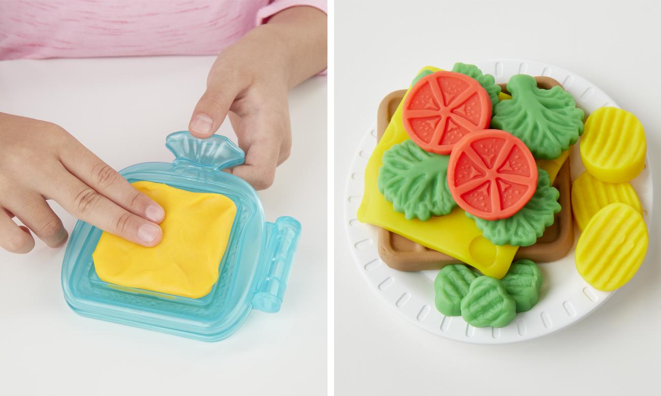 play doh ciastolina zestaw kuchnia