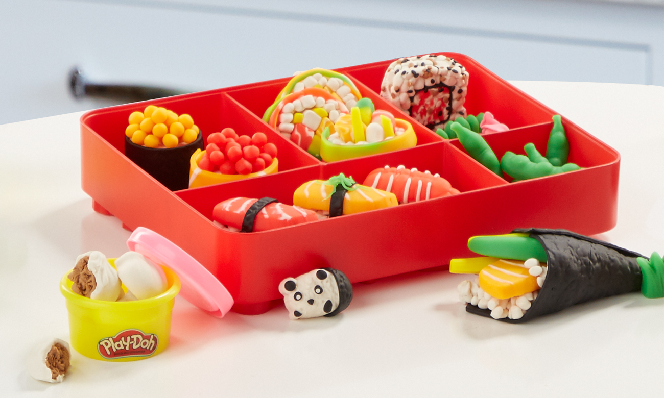 Play-Doh Zestaw do sushi