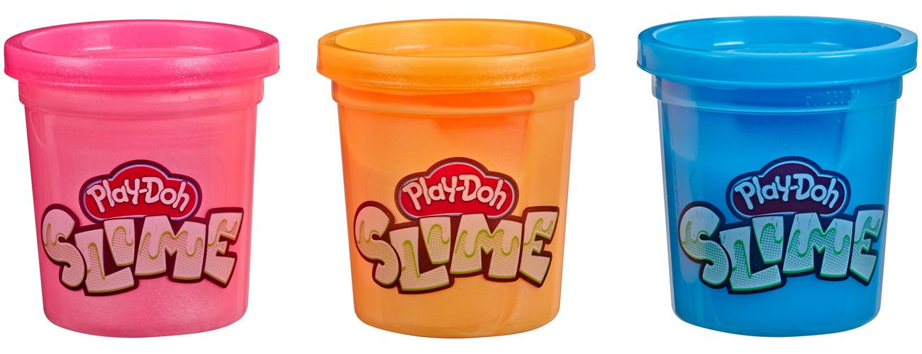 Hasbro Play Doh Slime 3-pak