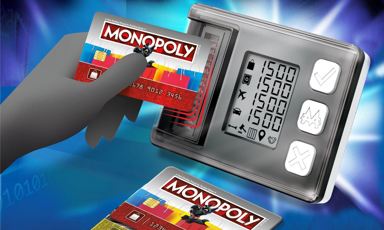 monopoly z terminalem