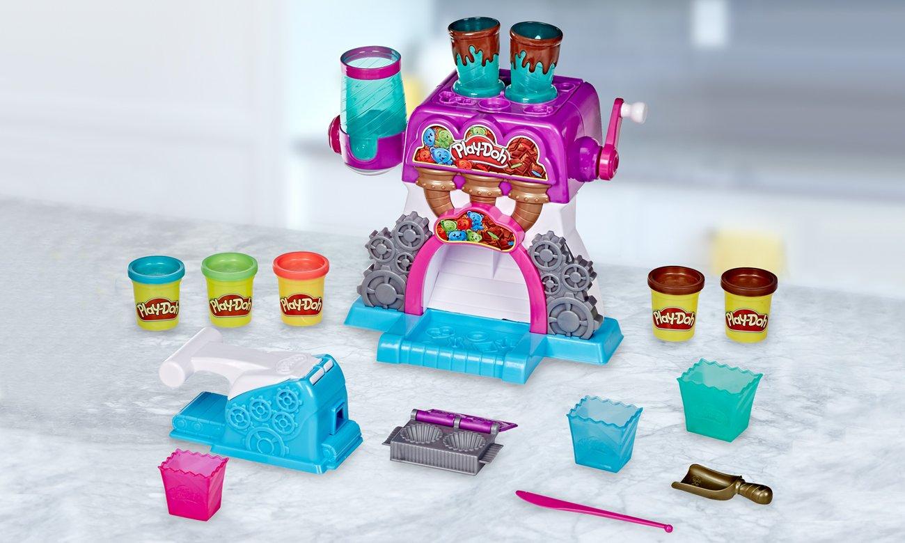 Play-Doh Wielka Fabryka czekolady