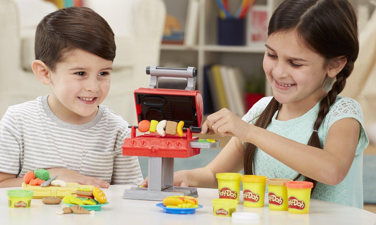 Play-Doh Zestaw Grill