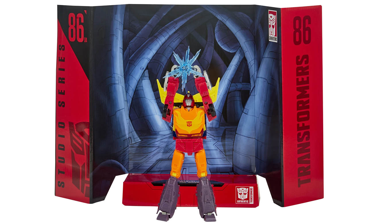 figurka transformers Hot Rod