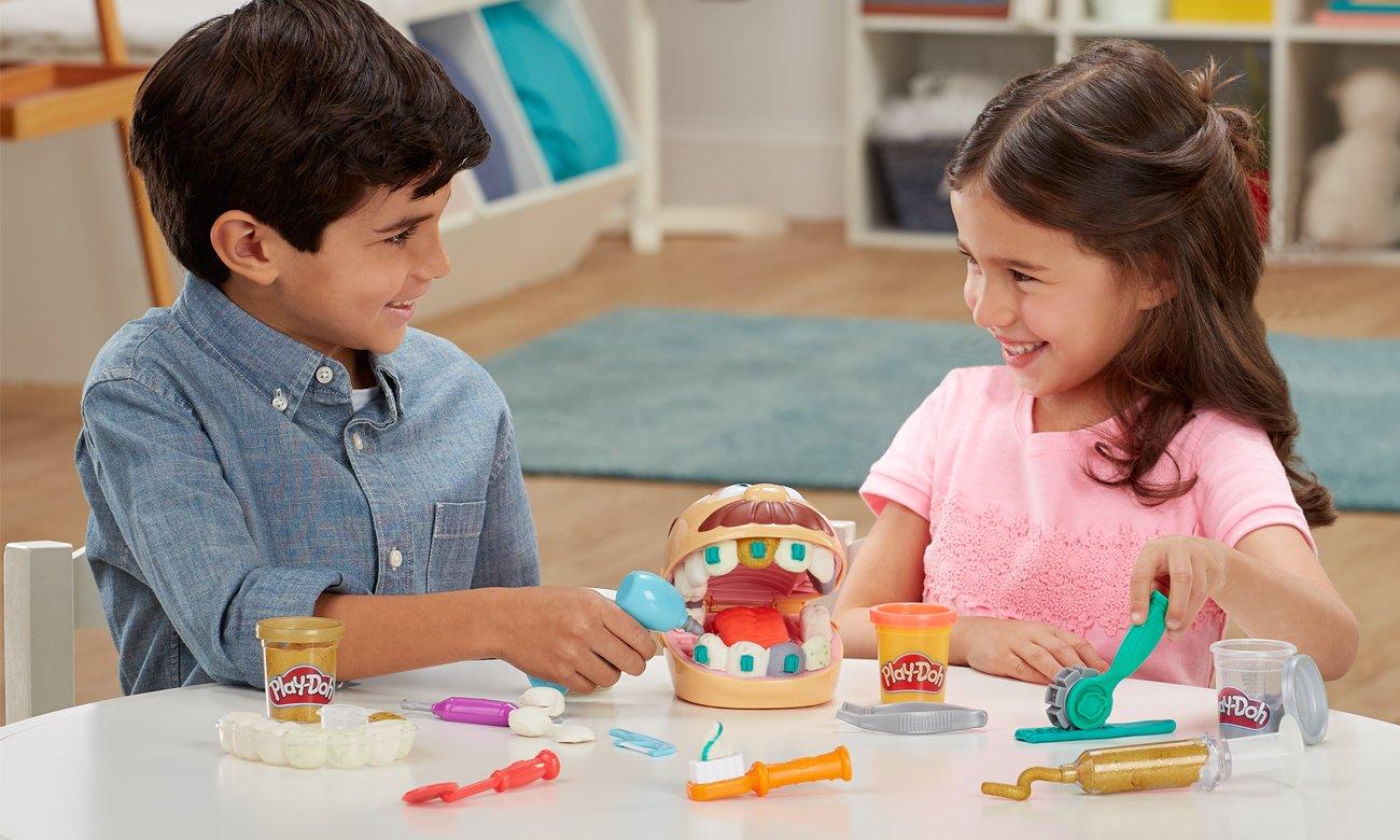 Play-Doh Dentysta nowy zestaw