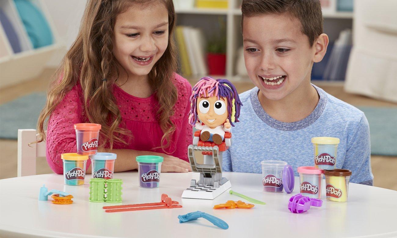 Play-Doh Fryzjer nowy zestaw