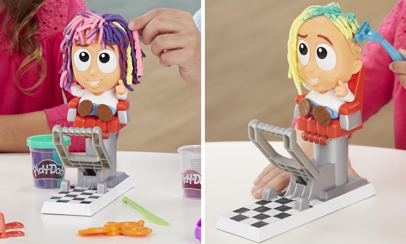 play doh ciastolina zestaw z matą