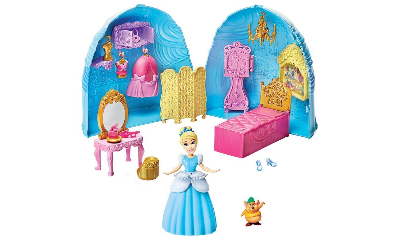 Hasbro Disney Princess Zestaw Kopciuszek
