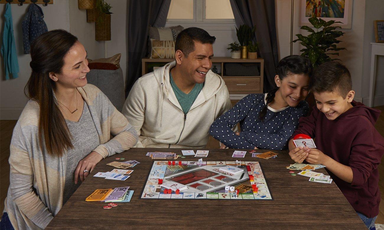Hasbro Monopoly Trefna Kasa