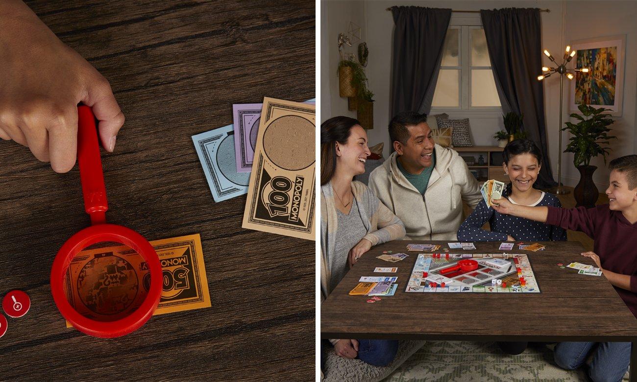 gra monopoly edycja z fałszywymi pieniędzmi