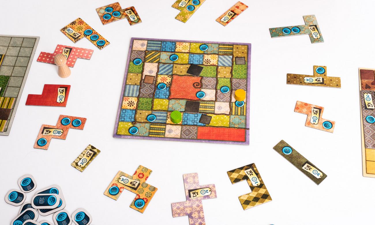 patchwork zasady gry