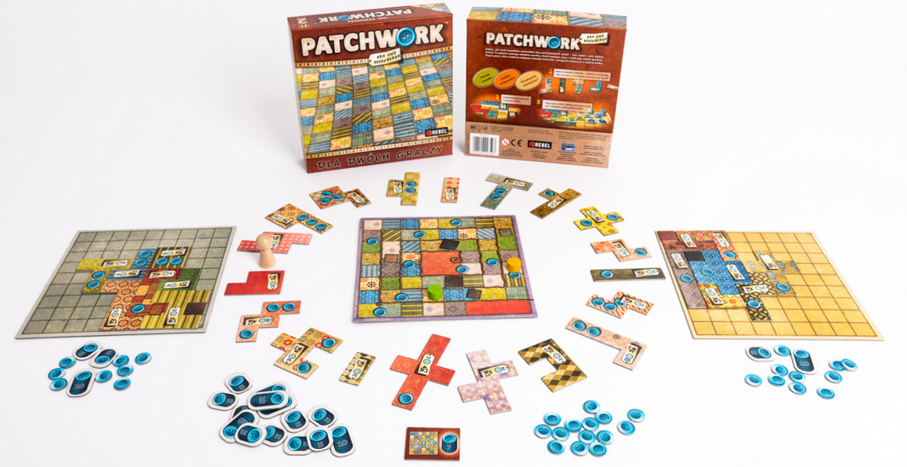 patchwork gra