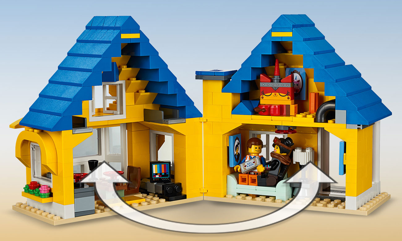 klocki lego Movie