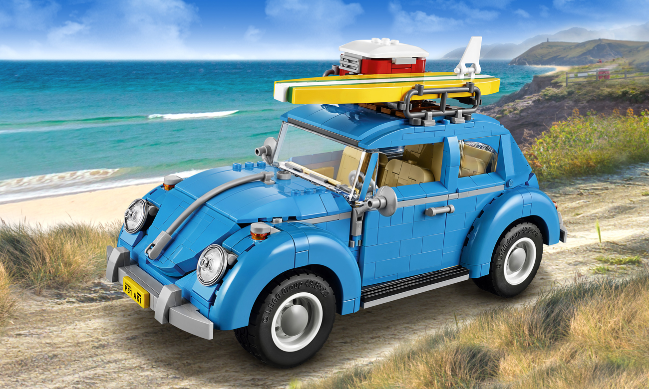 LEGO Creator Expert Volkswagen Beetle