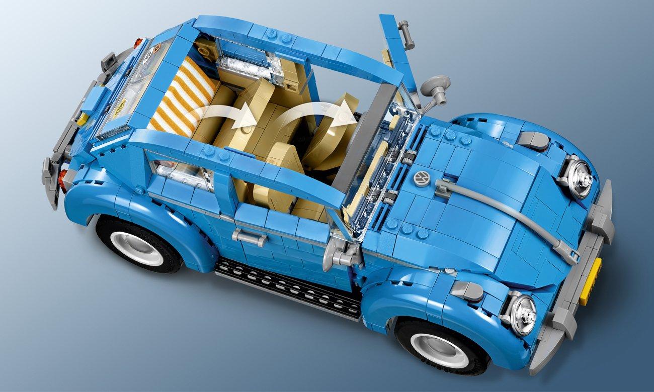 lego volkswagen garbus