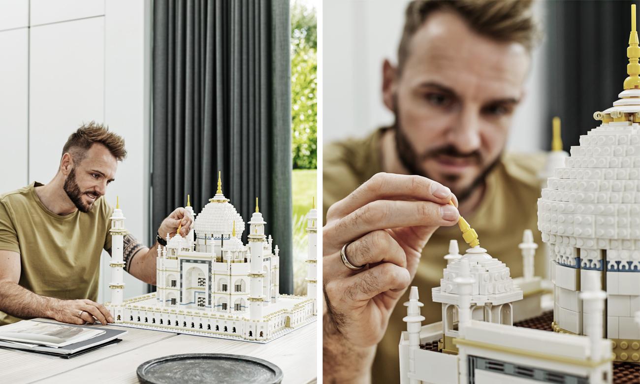 lego budynki londynu