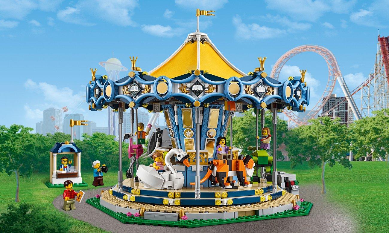 LEGO Creator Expert Karuzela