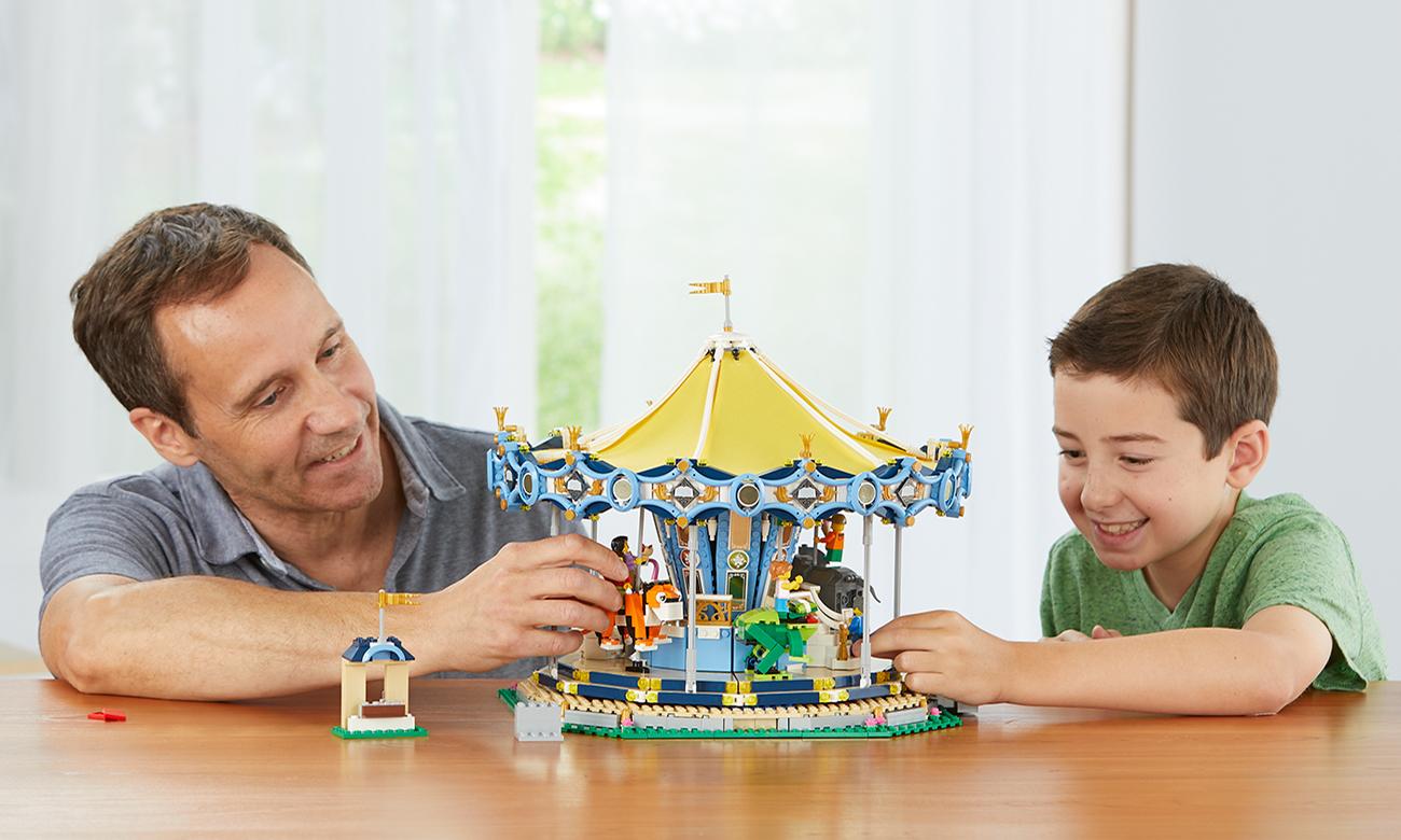 lego expert model