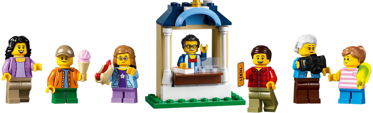 lego minifigurki