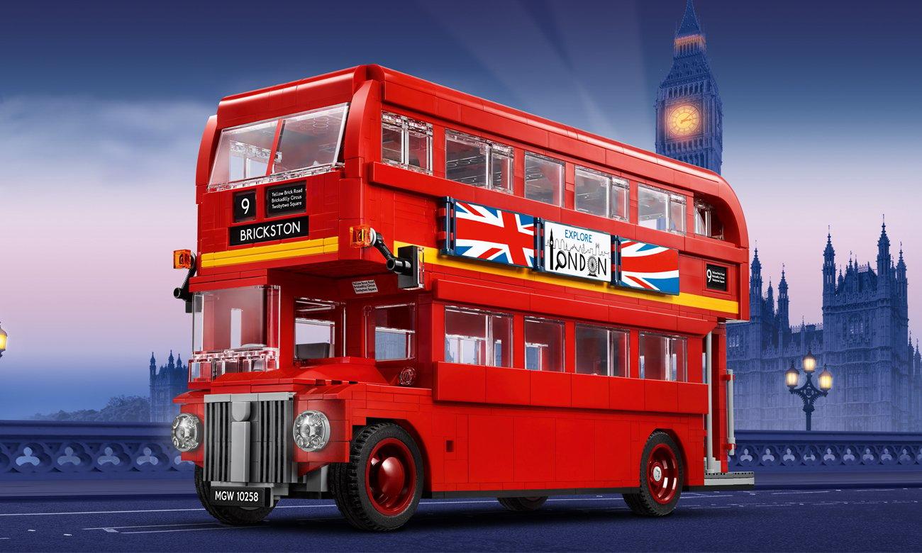 LEGO Creator Expert Londyński autobus