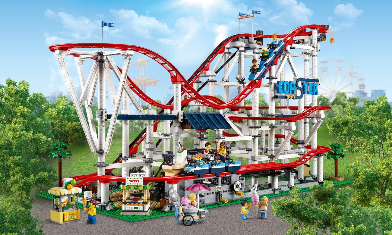 LEGO Creator Expert Kolejka górska