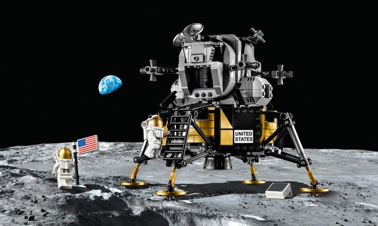 LEGO Creator Expert Lądownik księżycowy Apollo 11 NASA