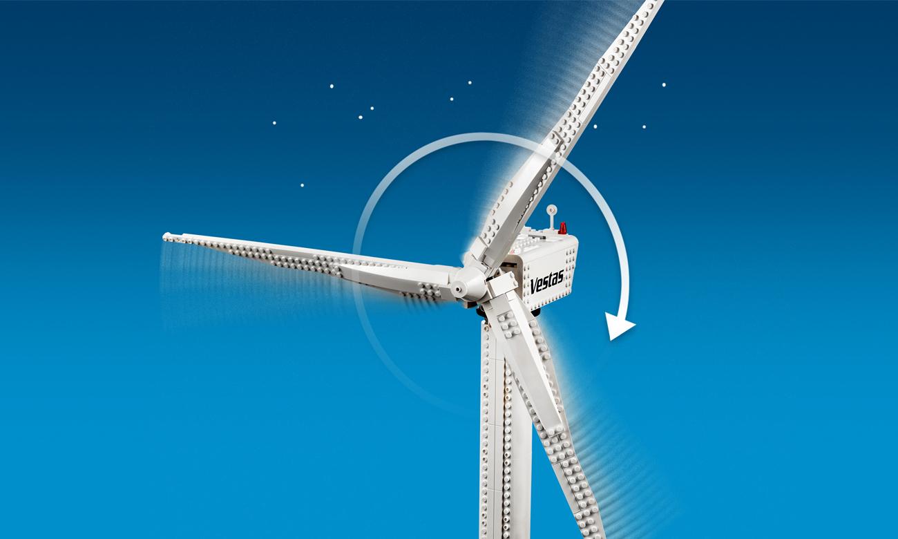 turbina wiatrowa lego