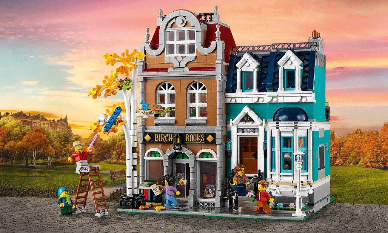 LEGO Creator Expert Księgarnia