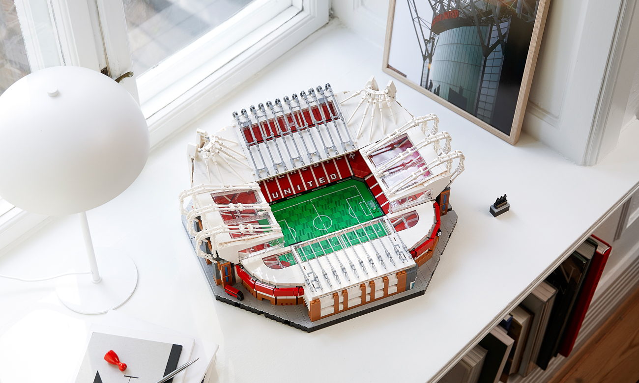LEGO Creator Expert Old Trafford - Manchester United