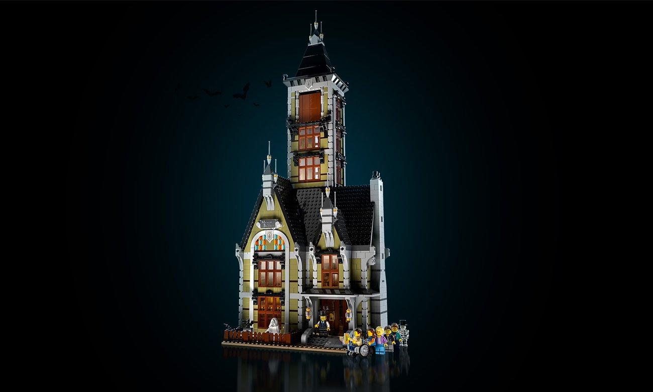LEGO Creator Expert Dom strachu
