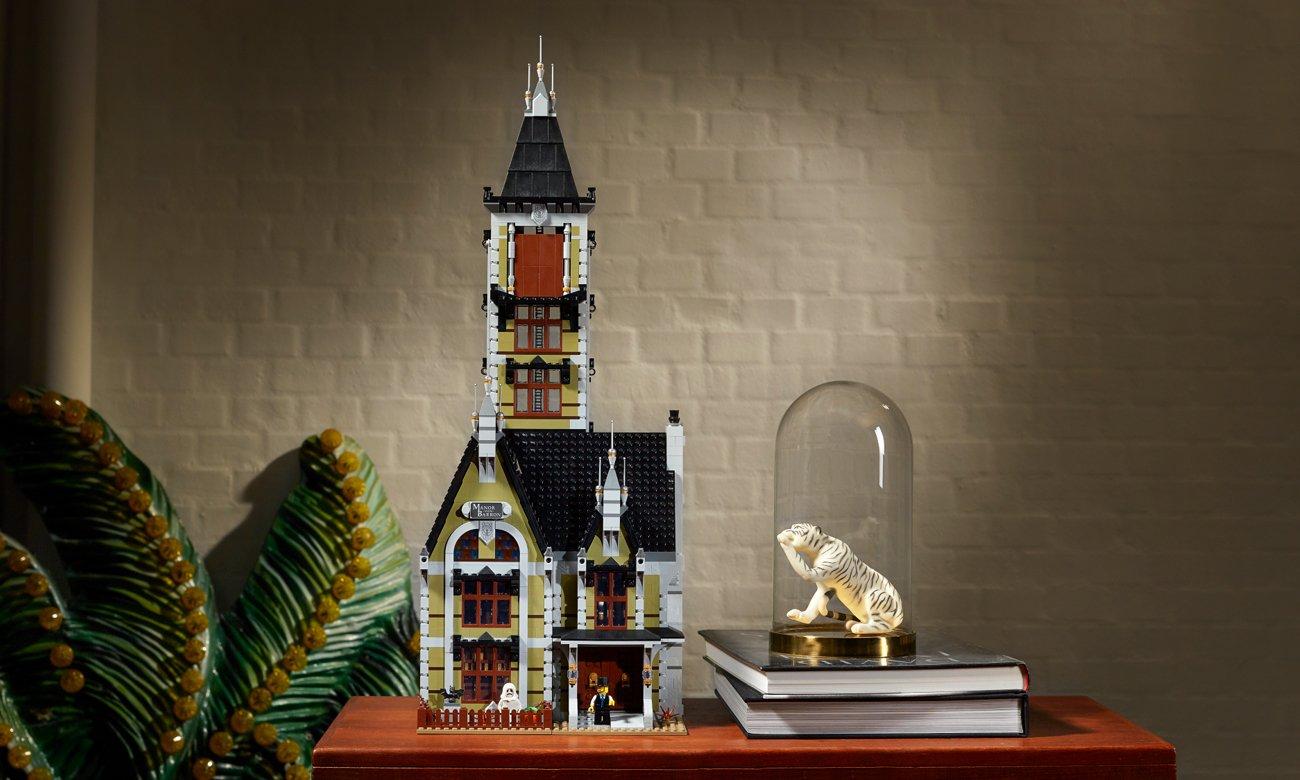 lego creator nawiedzony dom