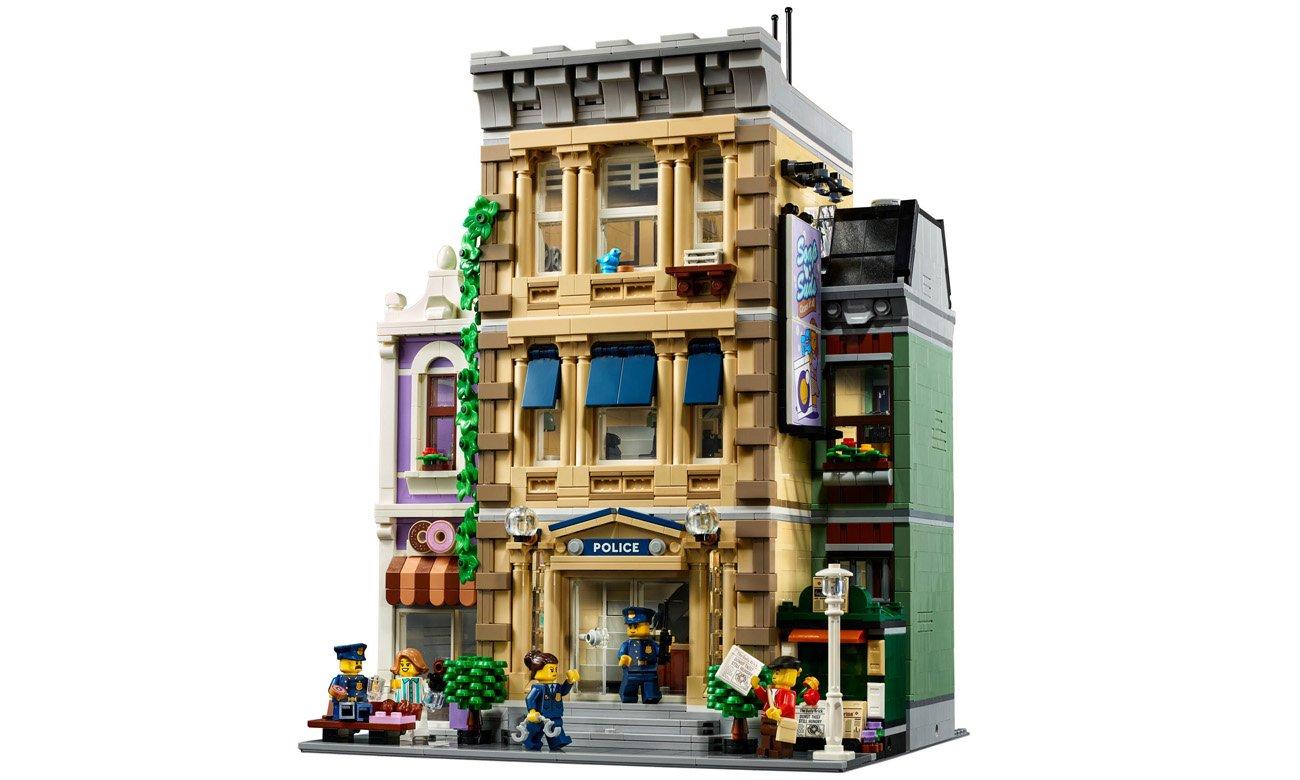 LEGO Creator Posterunek policji 10278
