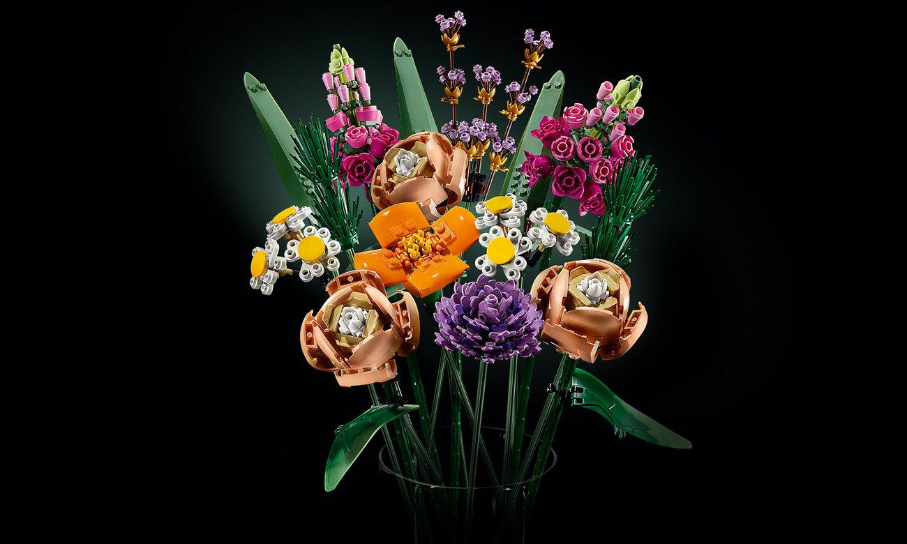 LEGO Creator Expert Bukiet kwiatów