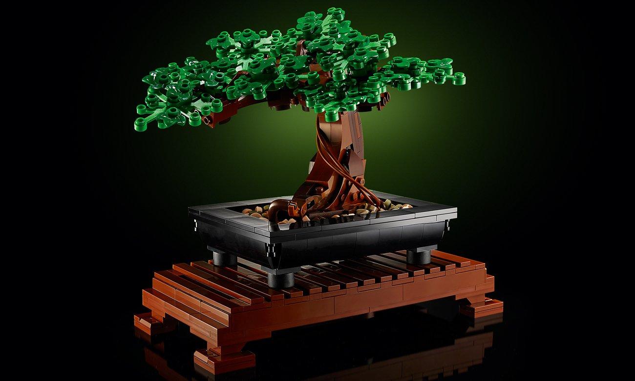 LEGO Creator Expert Drzewko bonsai