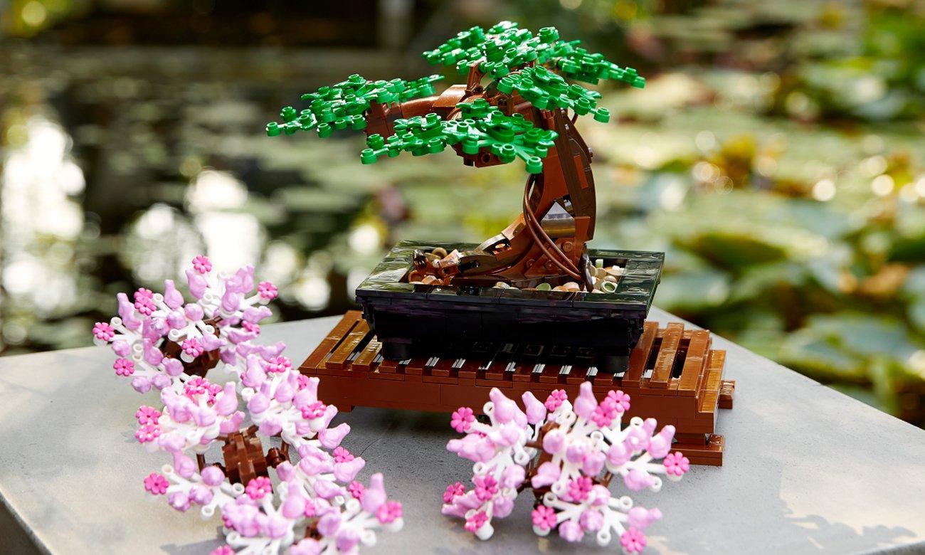lego creator kolekcja botaniczna