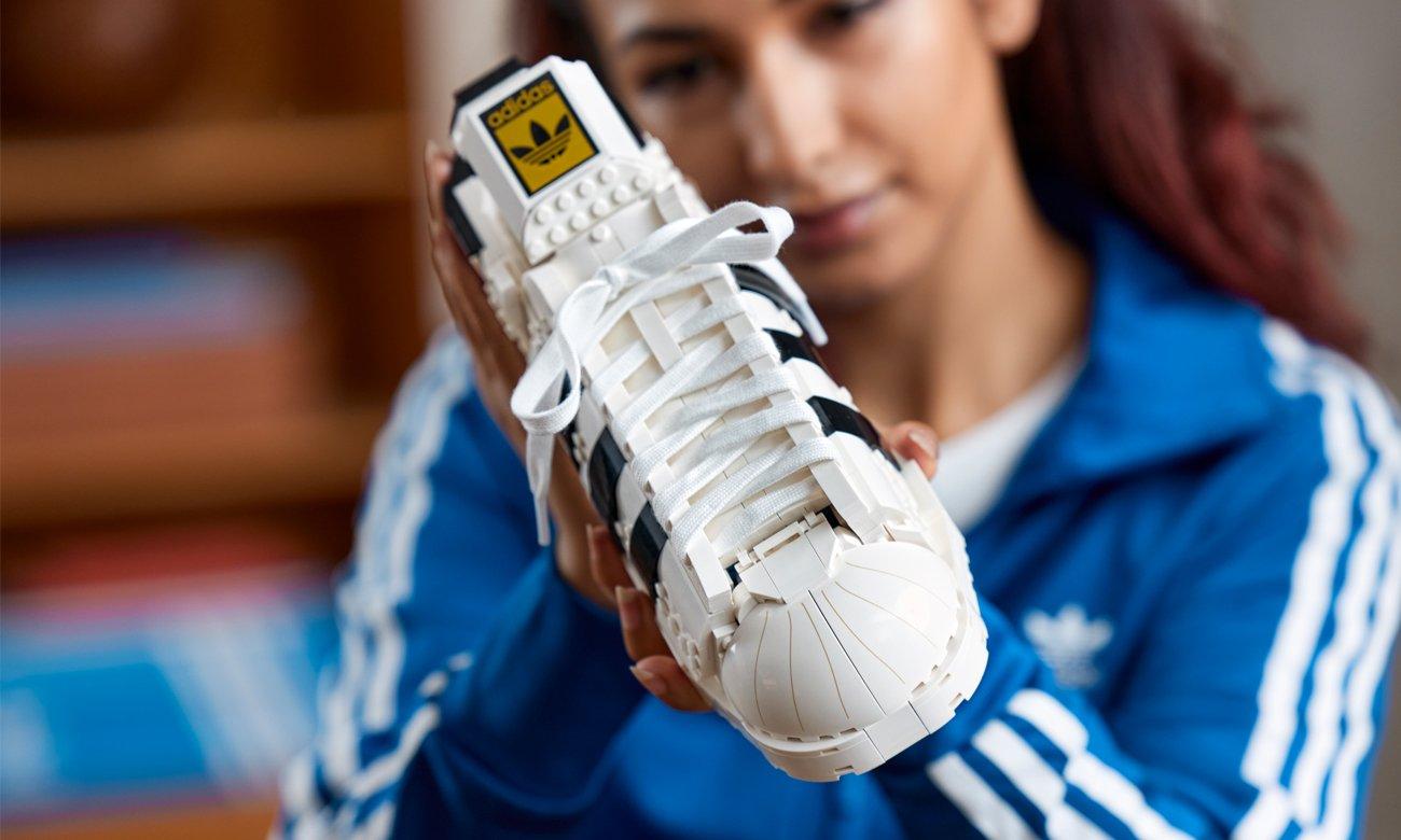 but adidas z klocków lego