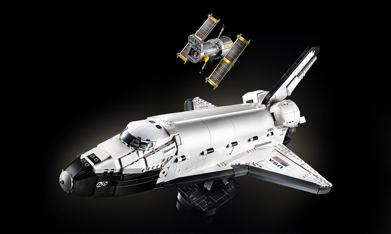 LEGO Creator Expert Wahadłowiec Discovery NASA