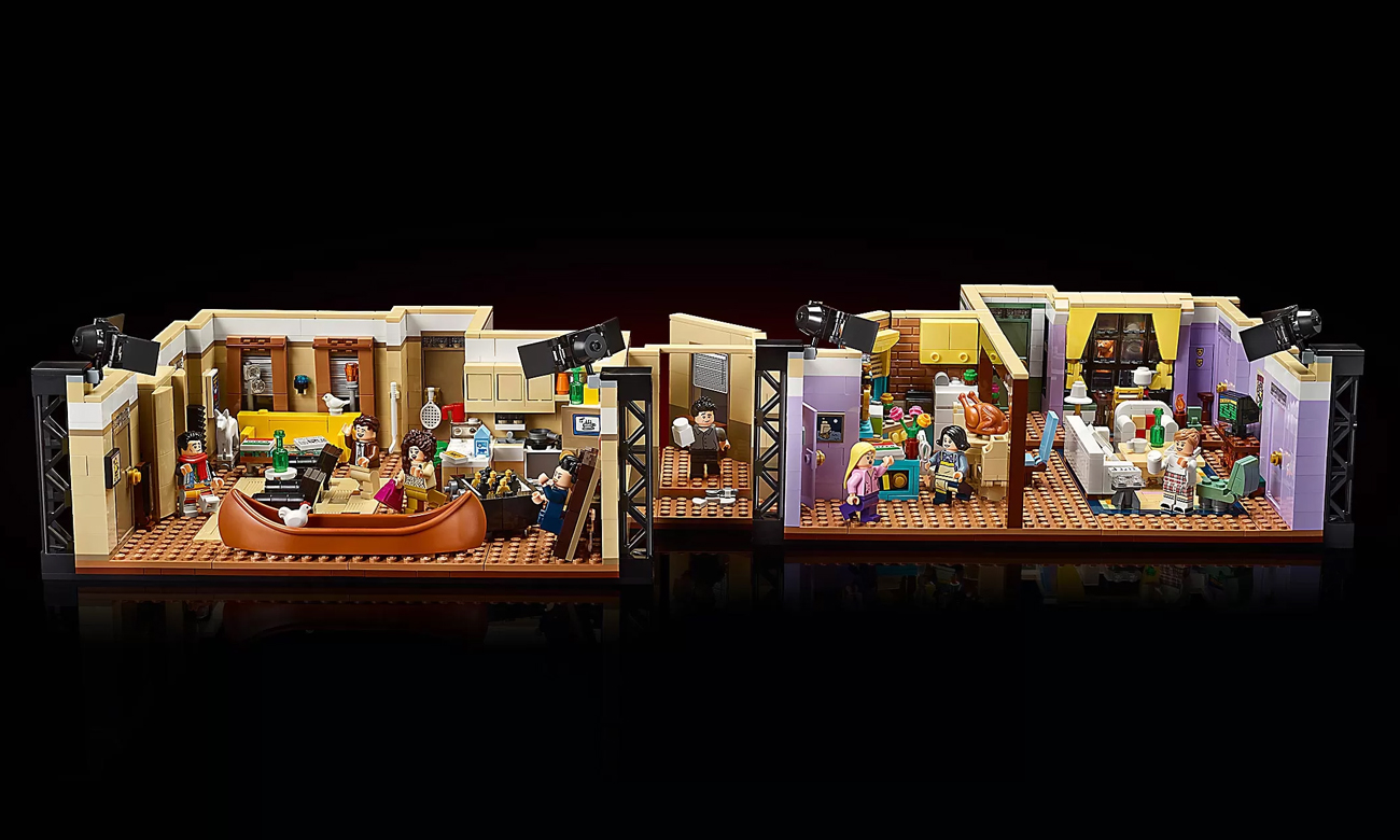 LEGO Creator Mieszkania z serialu Przyjaciele