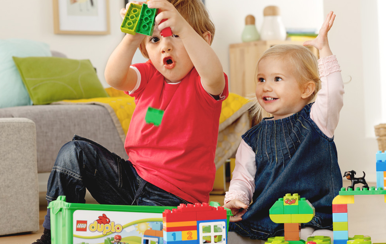 klocki LEGO DUPLO dla chłopców