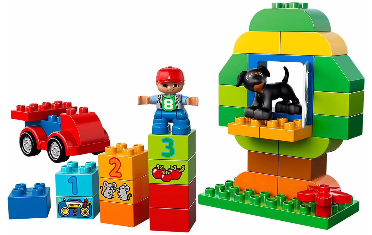 Zestaw Lego 10572