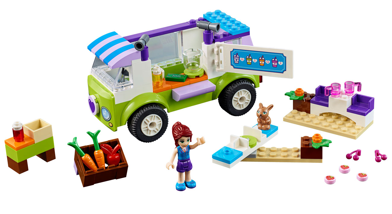 furgonetka mii LEGO® Juniors