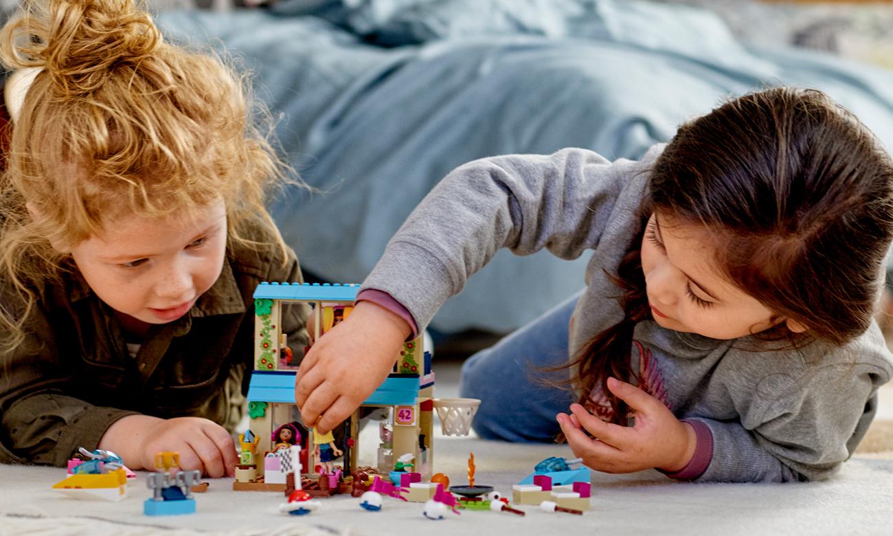 lego juniors dla dziewczynek
