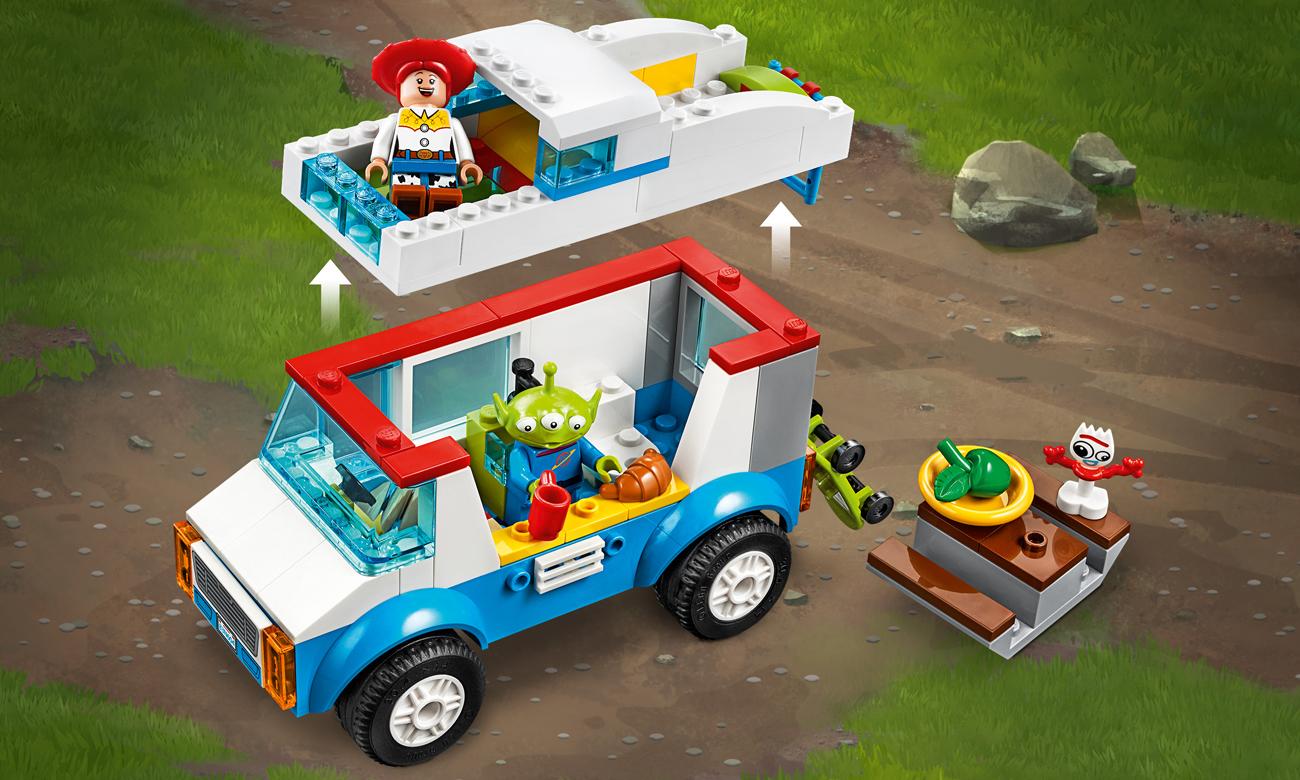 lego toy story zestaw z placem zabaw
