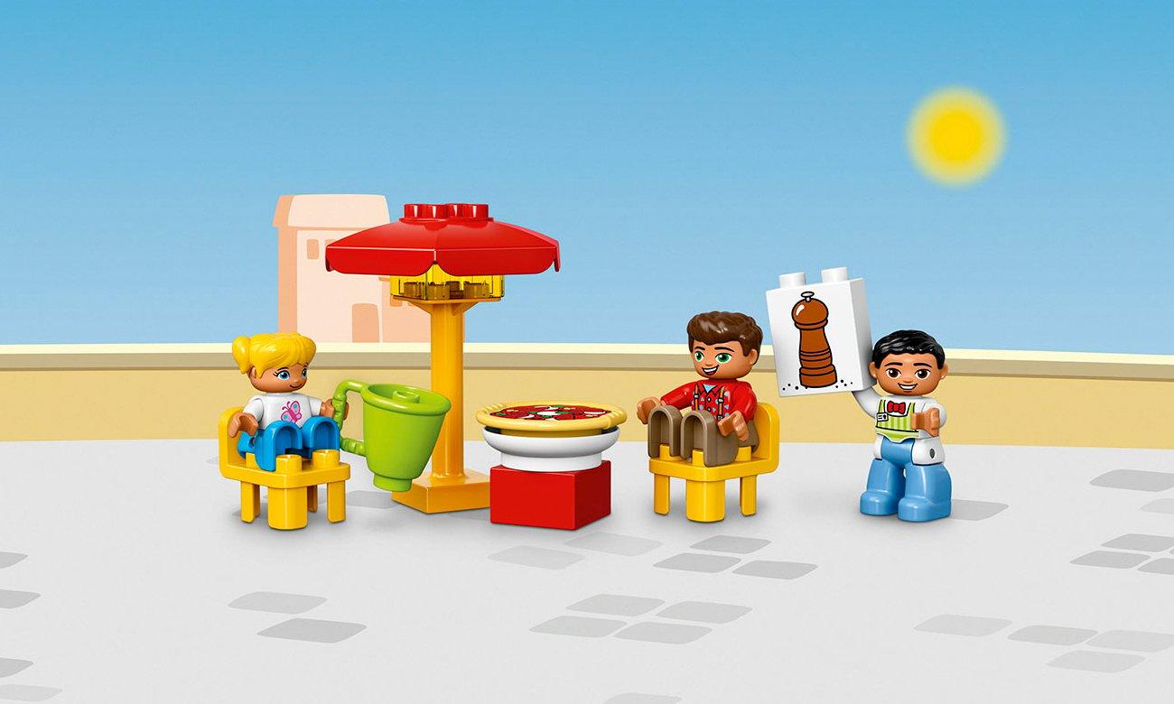 klocki LEGO DUPLO dla najmłodszych 10834