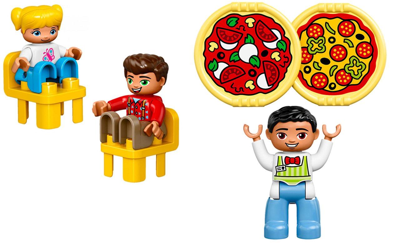 klocki LEGO DUPLO dla dzieci 10834