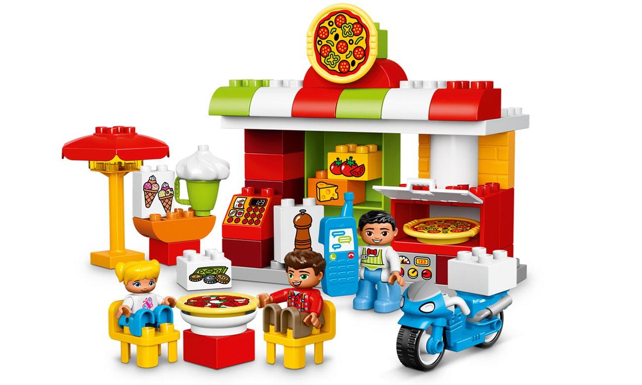 Zestaw Lego pizzeria